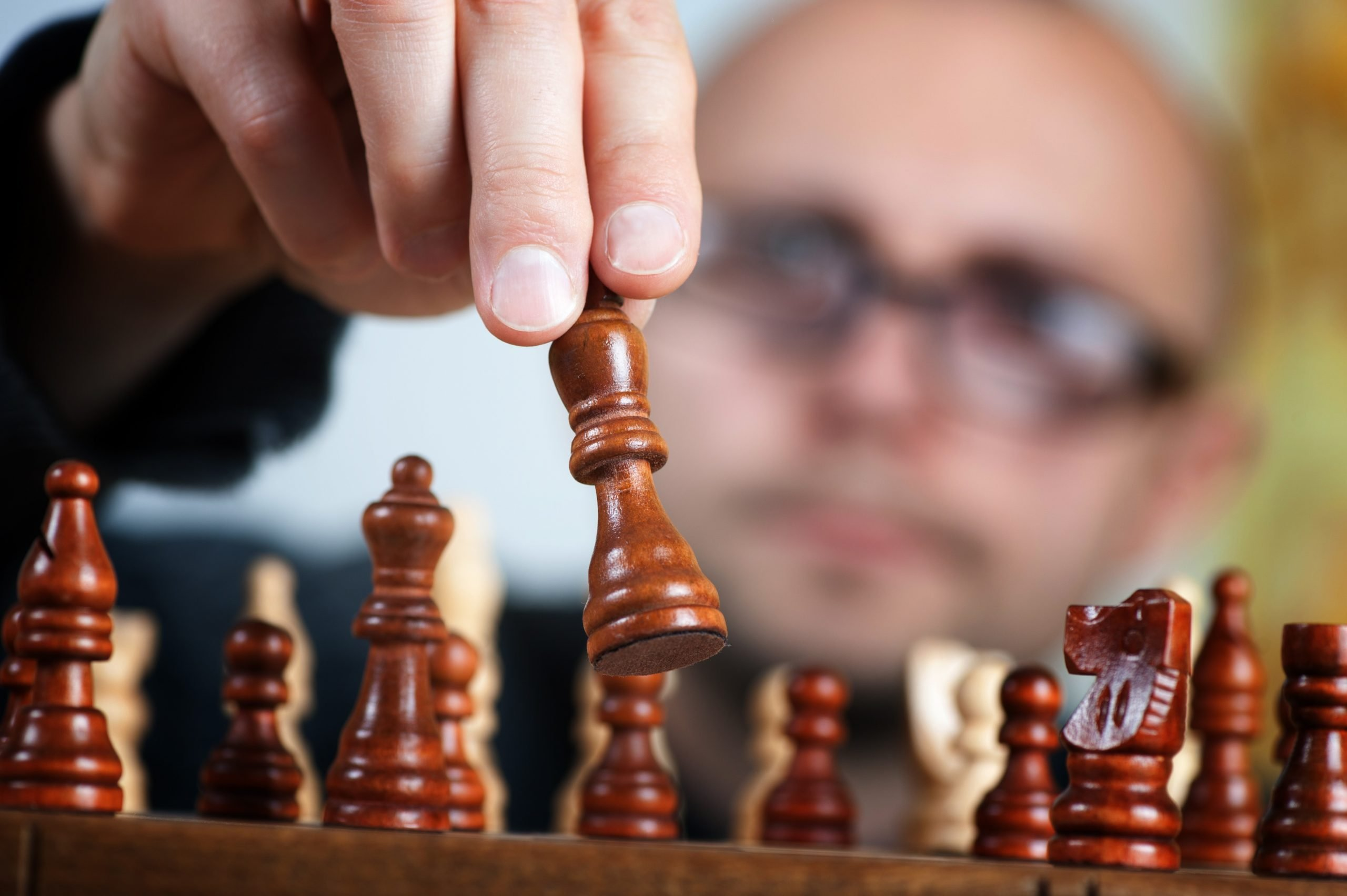 Digital Marketing Chessboard